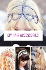 stunning diy hair clips
