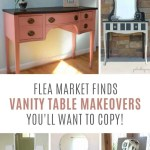 23 Gorgeous Dressing Table Makeovers You Ll Fall In Love With