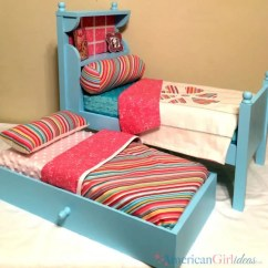 18 Inch Doll Chair Diy Desk Login American Girl Furniture {diy Projects For The Weekend!}