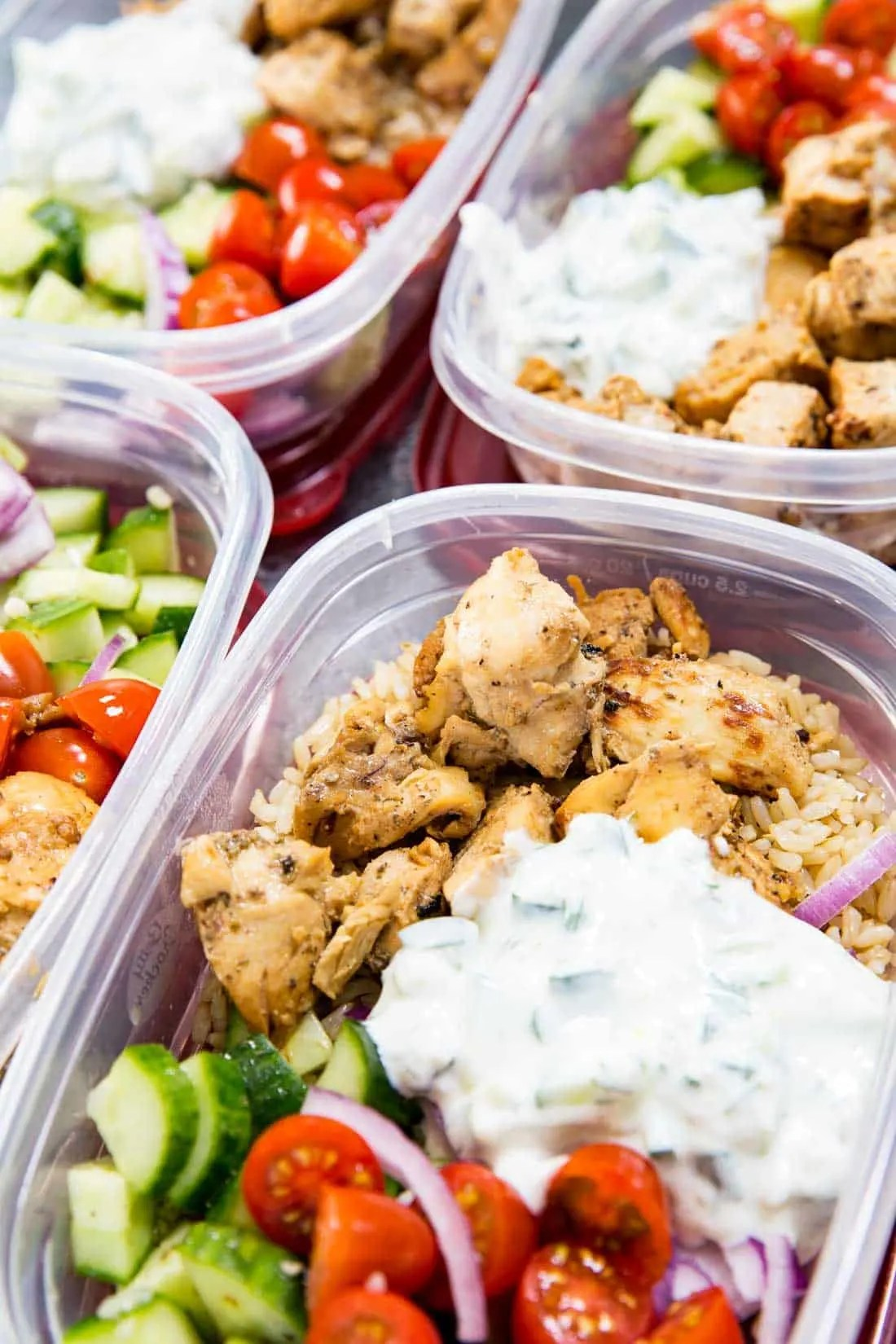 25 Brilliantly Easy Meal Prep Dinners That Will Save You Time