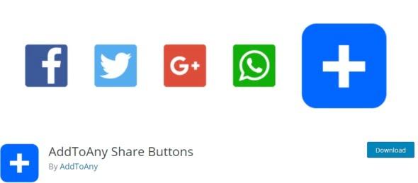 Best WordPress Social Media Share Plugins