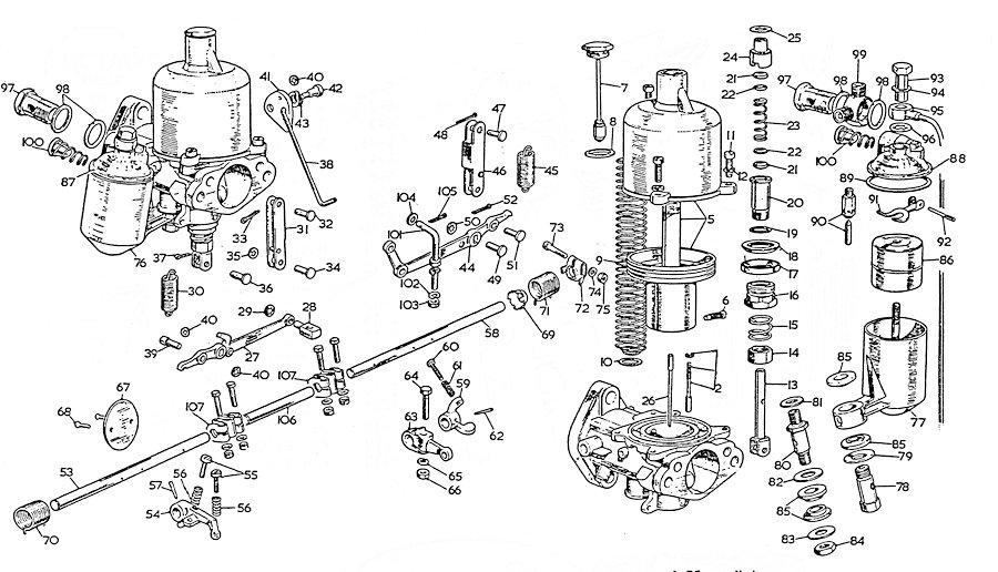 Simplicity Carburetor Diagram. Diagrams. Wiring Diagram Images