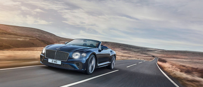 75 years at Crewe 15 Continental GT Speed