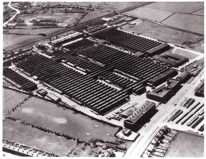 75 years at Crewe 9 1940s Pyms Lane