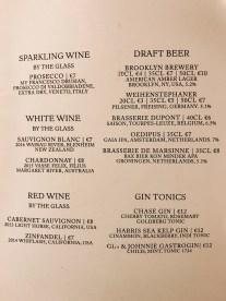 Diverse drankjes