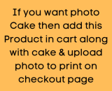 Photo Cakes in Pune