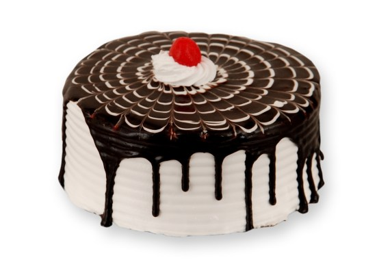 Choco Vanilla Cake