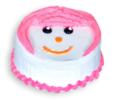 Doll Face Cake in Pune Designs, Images, Price