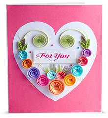 For You – Greeting Card in Pune Designs, Images, Price