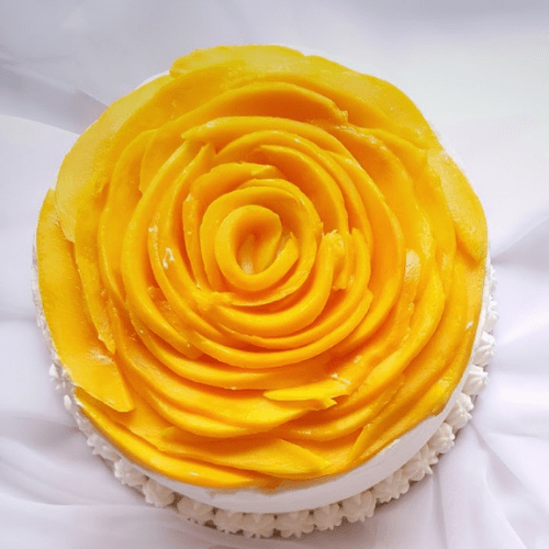 Mango Rose cake Delivery in Pune