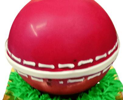 Cricket Ball Pinata Cake in Pune Designs, Images, Price