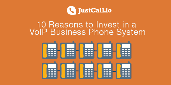 10 reasons to invest in a Cloud Business phone system