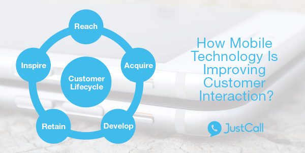 How Mobile Technology Is Improving Customer Interaction?