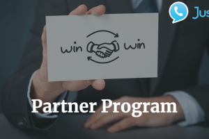 JustCall Partner Program