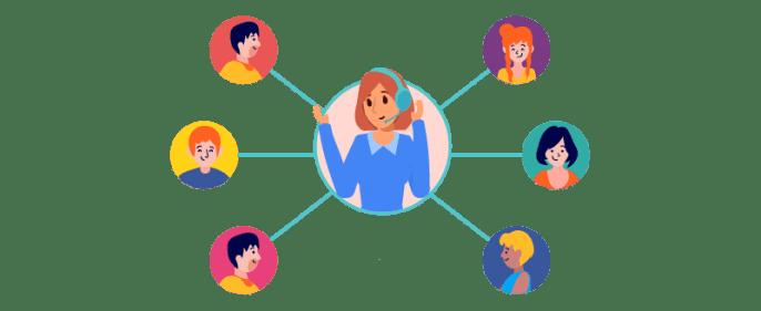 customer service metric- volume