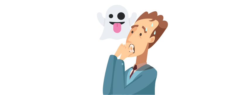 How to stop your prospects from ghosting you 3