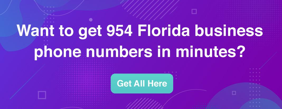 Area-code-954-Florida-business