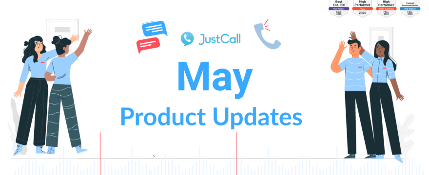 JustCall-Updates