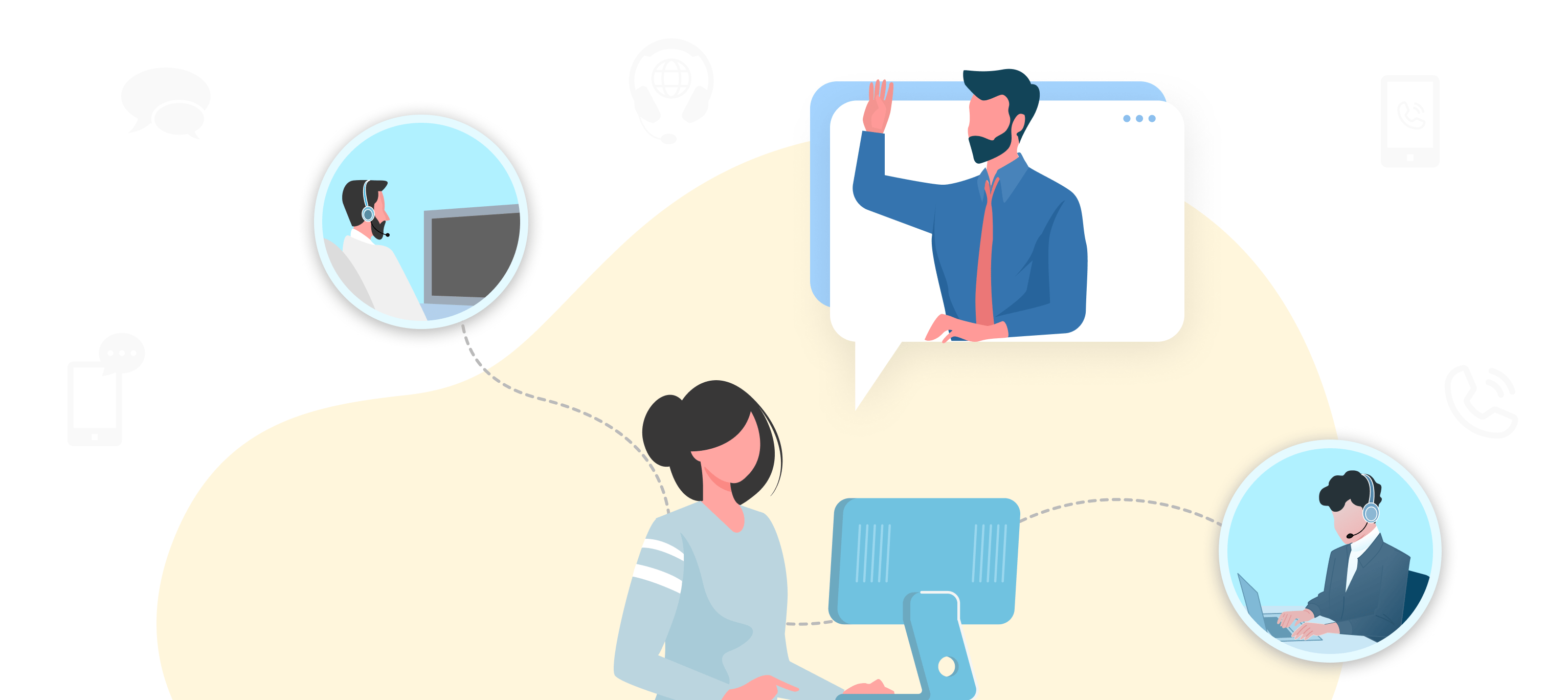 Connect-with-Remote-Agents