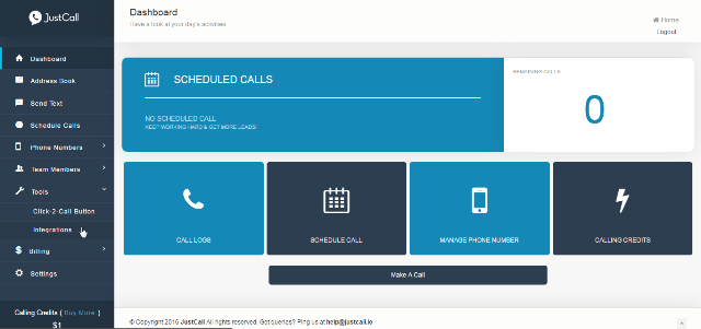 justcall-integrations