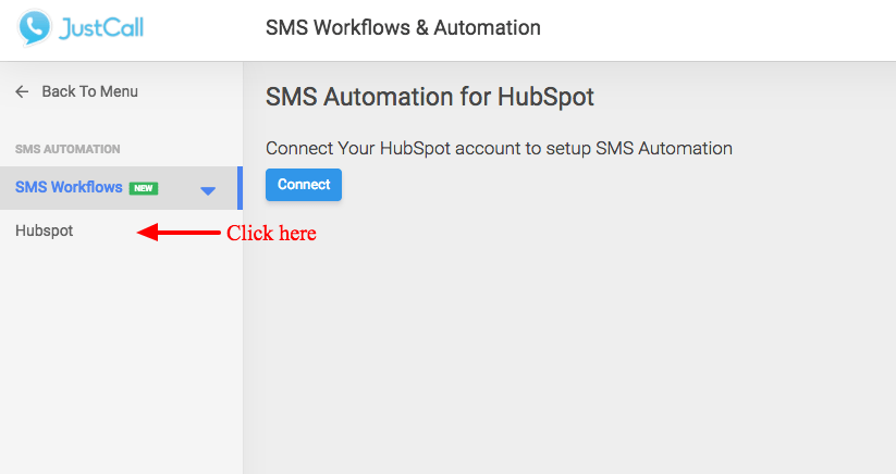 SMS Automation For HubSpot Workflow
