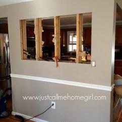 Pass Through Kitchen Window Restoration Creating A Just Call Me Homegirl