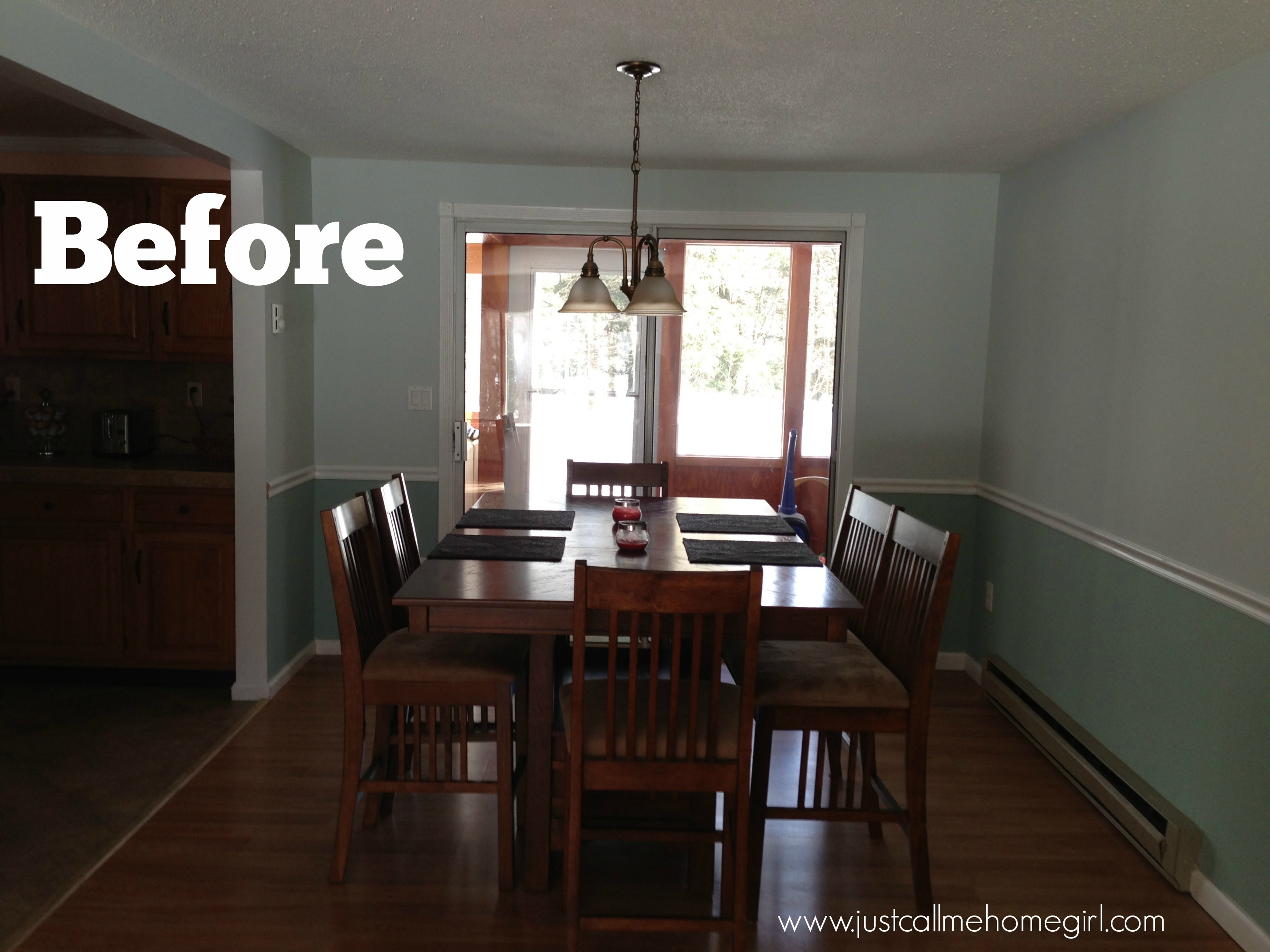 Raised Ranch Dining Room Reveal Just Call Me Homegirl