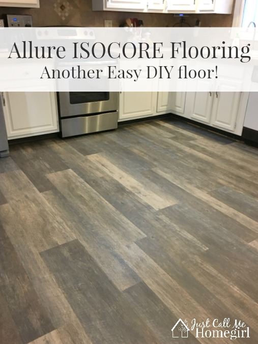 Allure Flooring Website