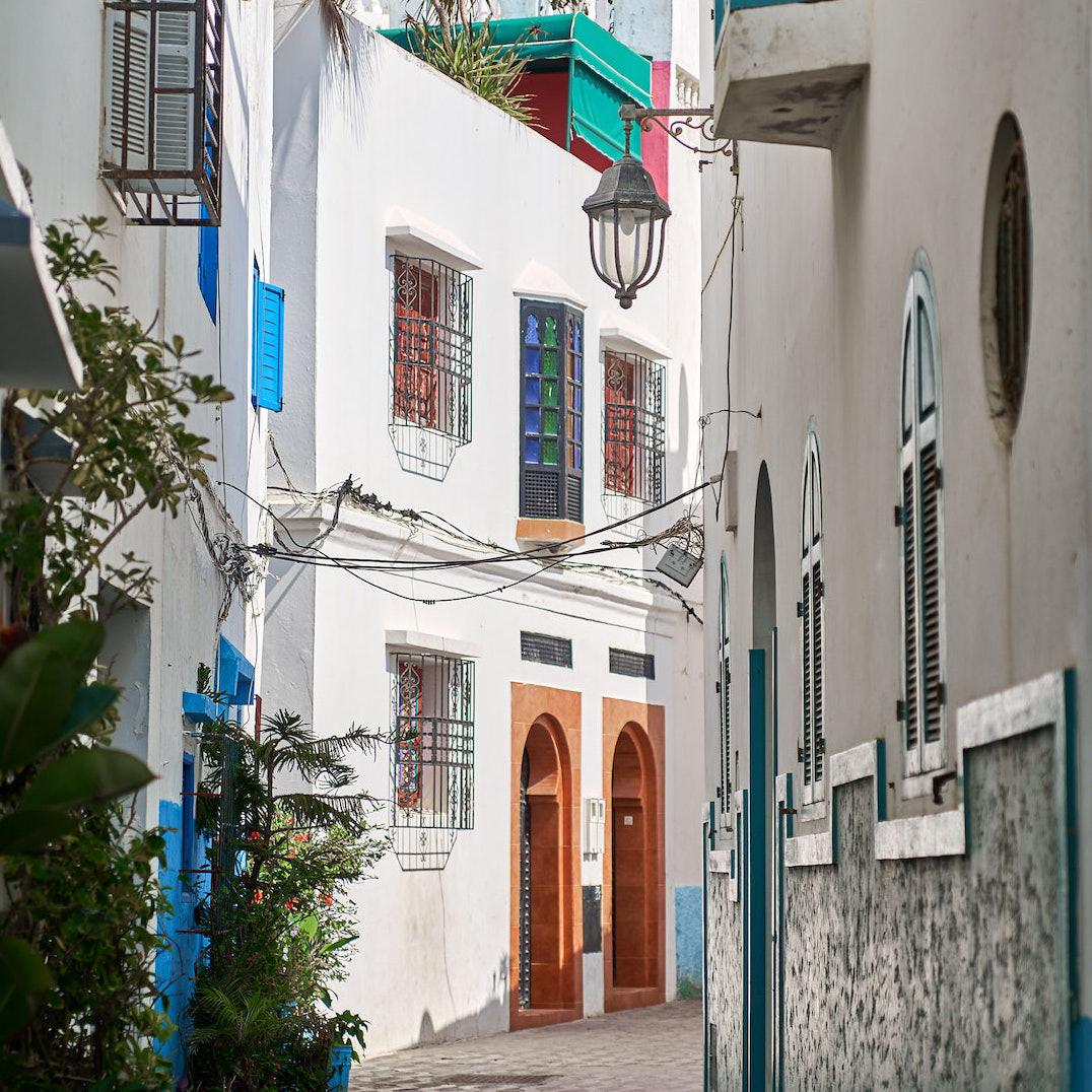 From Sidi El Yamani to Asilah