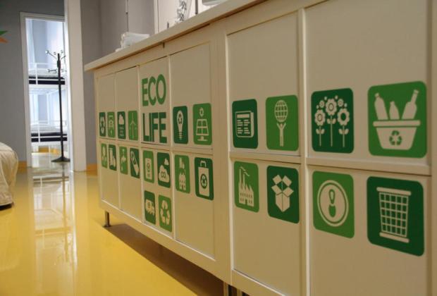 sleep green eco hostel barcelona