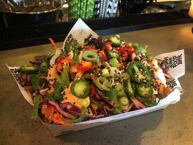 Vegan Junk Food Bar Amsterdam Fries