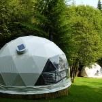 Geo Dome Loch Ness