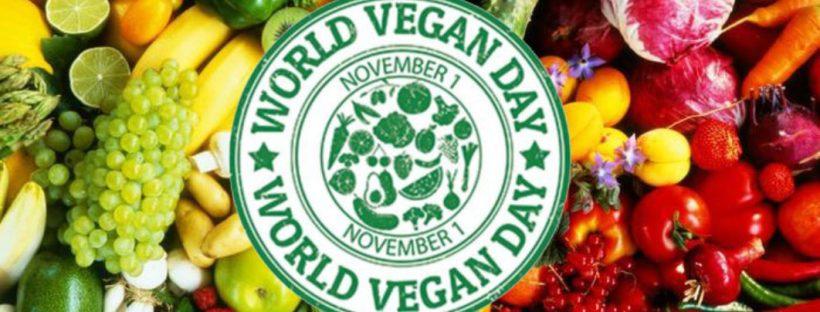World Vegan Day 2018