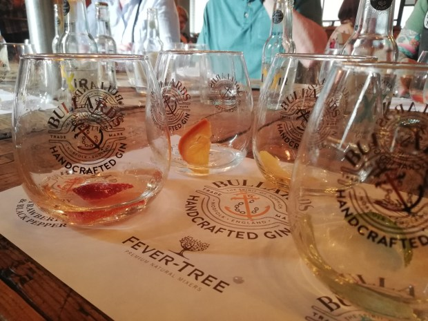 bullards gin tour norwich