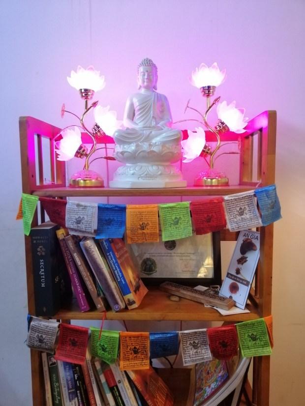Buddhist Vibes ho chi minh city