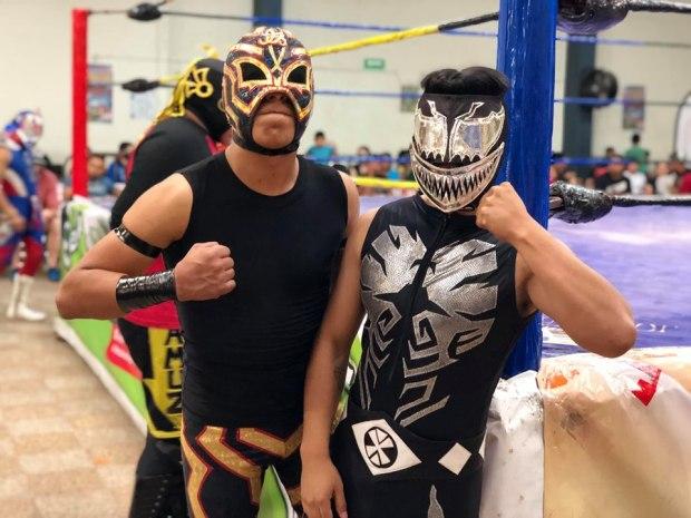 luchadors oaxaca