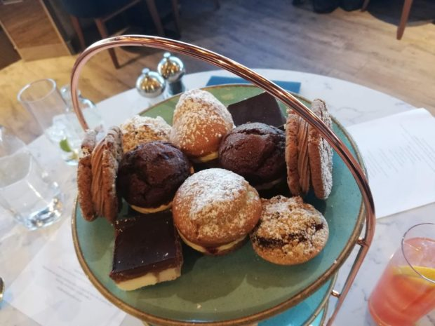 Afternoon tea cakes Vegan Norwich