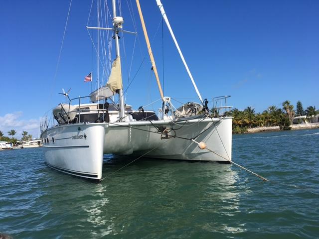 Antares 44 Catamaran For Sale JUST CATAMARANS