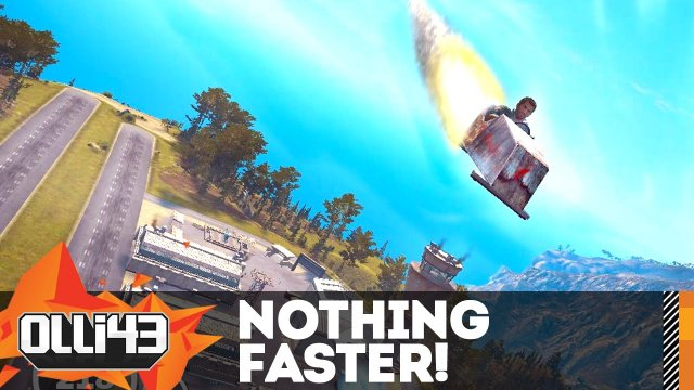 just cause 3 just