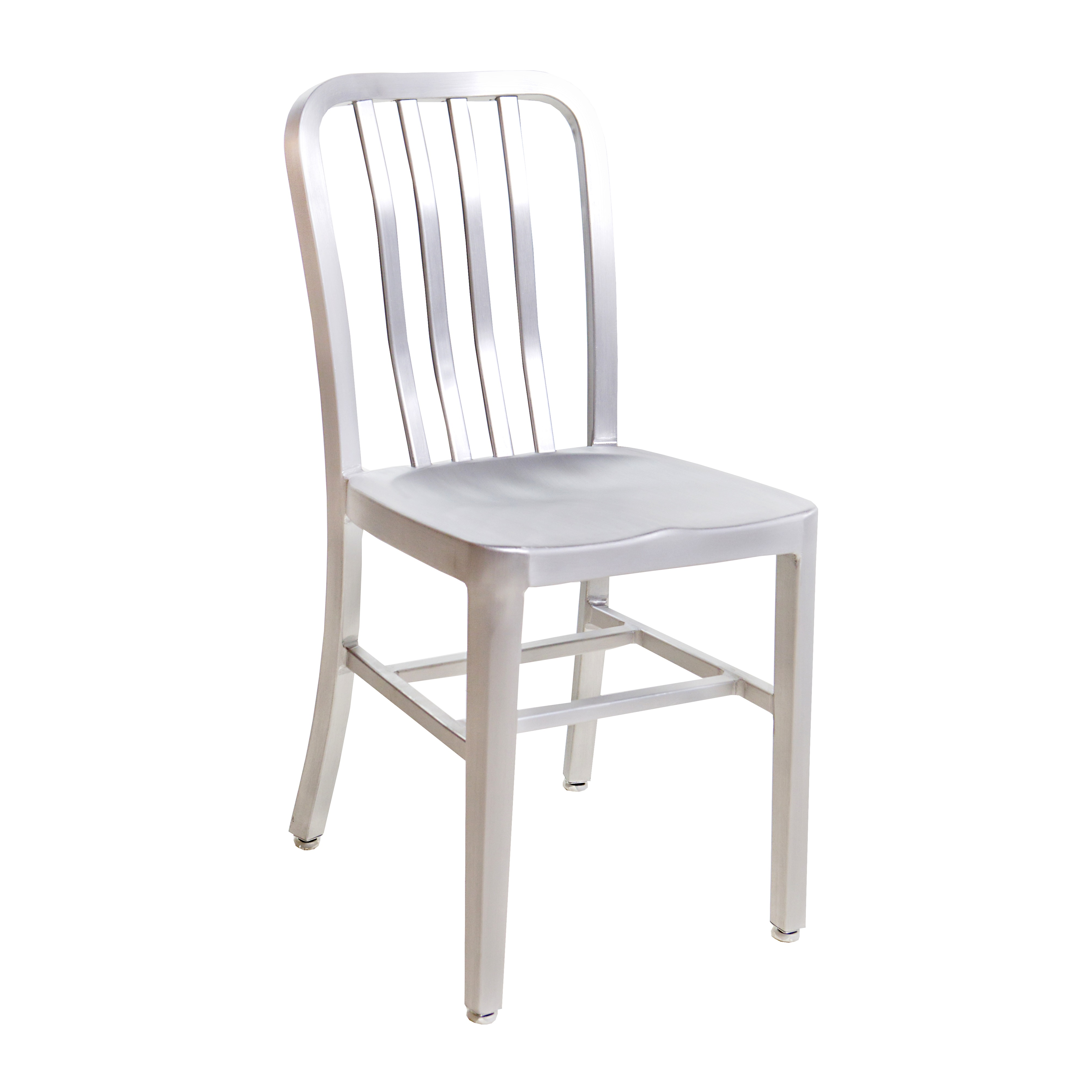 Aluminum Chairs Metal Chairs Aluminum Classic Navy Seating Chair