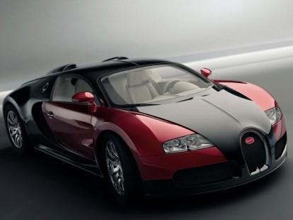1. Bugatti Veyron