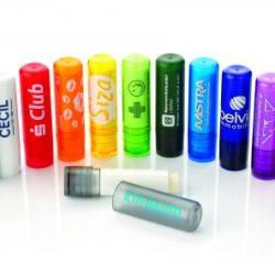 Lip Balm colour options
