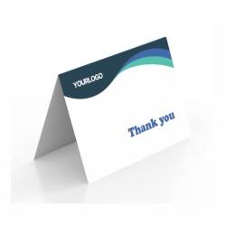 A6 Thank you card