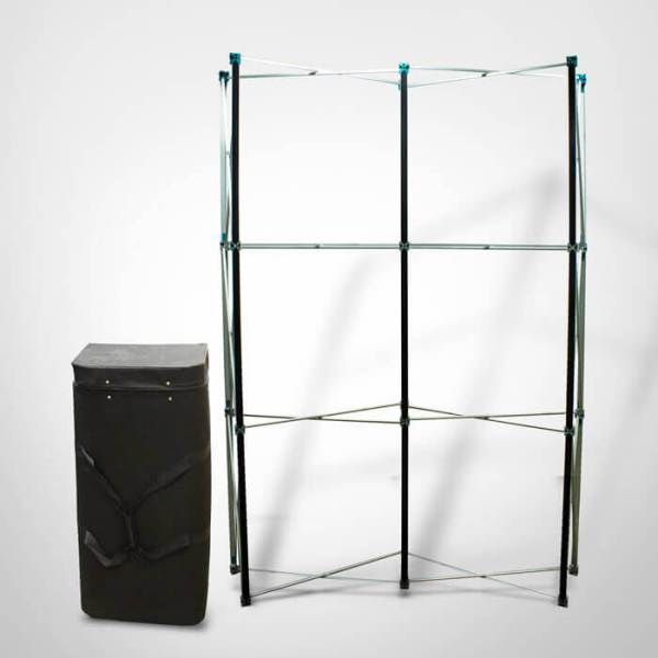 Rigid-display-stand-with-Carry-Case