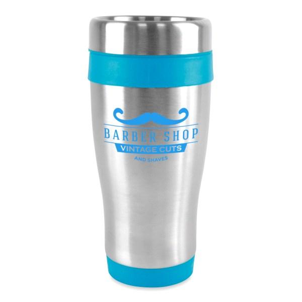 stainless steel sip mug