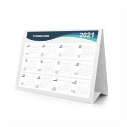Folded Calendar