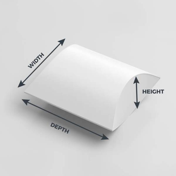 pillow-box-dimensions