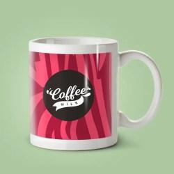 Logo mug printing