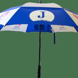 umbrellas branded
