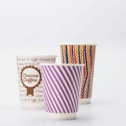 Printed paper cups